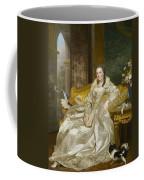 The Comtesse D'egmont Pignatelli In Spanish Costume Coffee Mug