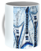 The Concorde Blueprint Coffee Mug