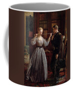 The Consecration Coffee Mug by George Cochran