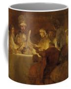 The Conspiracy Of The Batavians Under Claudius Civilis Coffee Mug