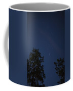 The Constellation Orion At Night Coffee Mug by Taylor S. Kennedy