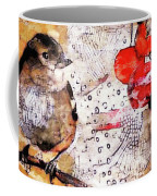 The Content Sparrow Coffee Mug