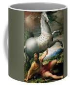 The Conversion Of Saint Paul Coffee Mug