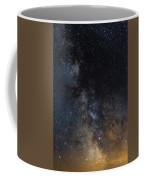 The Core Of The Milky Way Coffee Mug