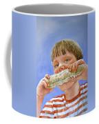 Andrew The Corn Eater Coffee Mug