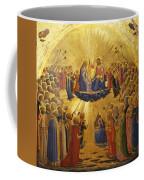 The Coronation Of The Virgin Coffee Mug