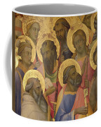 The Coronation Of The Virgin Coffee Mug by Lorenzo Monaco