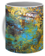 The Cottage By The Lagoon Coffee Mug