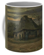 The Cottage Nuenen, May 1885 Vincent Van Gogh 1853  1890  Coffee Mug