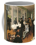 The Cotton Exchange Coffee Mug
