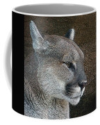 The Cougar Coffee Mug