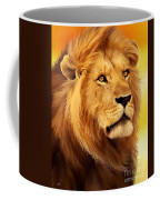 The Courageous Cecil - African Lion Coffee Mug
