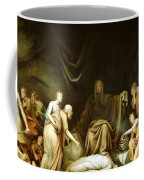 The Court Of Death Coffee Mug by Rembrandt Peale