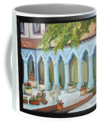 The Court Yard Coffee Mug
