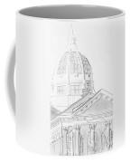 The Courthouse Coffee Mug
