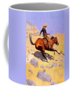 The Cowboy 1902 Coffee Mug
