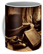 The Cowboy Bible Coffee Mug