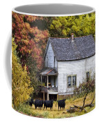 The Cows Came Home Coffee Mug