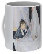 The Cradle Coffee Mug by Berthe Morisot