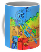 The Crowbar Ybor City Coffee Mug