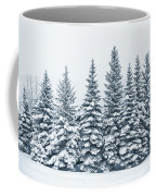 The Crown Of Winter Coffee Mug