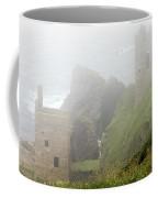 The Crowns In Fog Coffee Mug