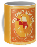 The Crow's Nest Inn Coffee Mug