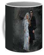 The Crows Wedding Coffee Mug