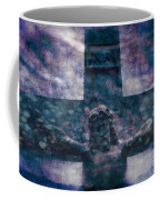 the Crucifixion of Jesus Coffee Mug