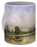 The Crystal Palace Seen From The Serpentine Coffee Mug