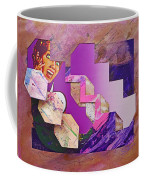 The Cubist Scream Coffee Mug