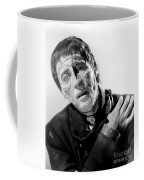 The Curse Of Frankenstein Christopher Lee 1957 Coffee Mug
