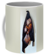The Curtain Coffee Mug