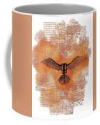 The Da Vinci Flying Machine Coffee Mug