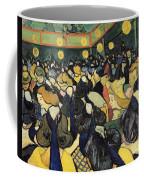The Dance Hall At Arles Coffee Mug by Vincent Van Gogh