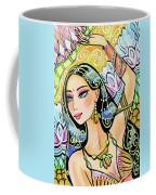 The Dance Of Daksha Coffee Mug