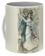 The Dance Coffee Mug by Pierre Auguste Renoir