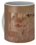 The Dancers Coffee Mug