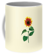 The Dancing Sunflower Coffee Mug