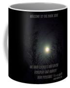 The Dark Side Coffee Mug