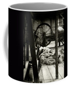 The Dark Side Of Nostalgia Coffee Mug