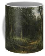 The Dark Wood Coffee Mug