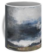 The Darkening Coffee Mug