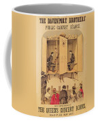 The Davenport Brothers Coffee Mug