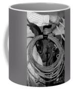 The Day Begins Coffee Mug