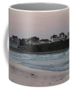 The Day Is Done At Long Sands Beach Coffee Mug