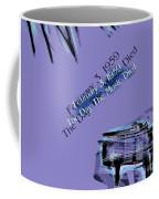 The Day The Music Died - Feb 3 1959 Coffee Mug