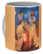 The Day The Tourists Came Coffee Mug