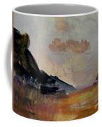 The Day's Glow Coffee Mug