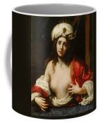 The Death Of Cleopatra Coffee Mug